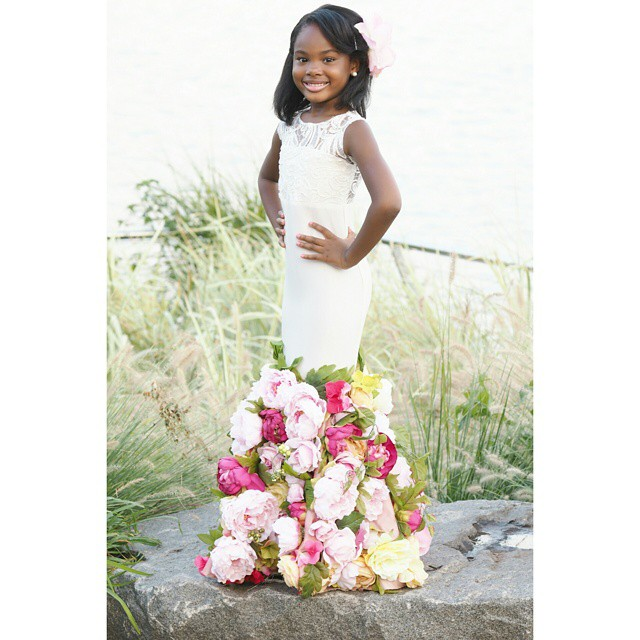 LoveweddingsNG Flower Girl