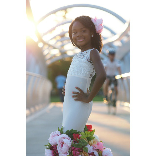 LoveweddingsNG Flower Girl2