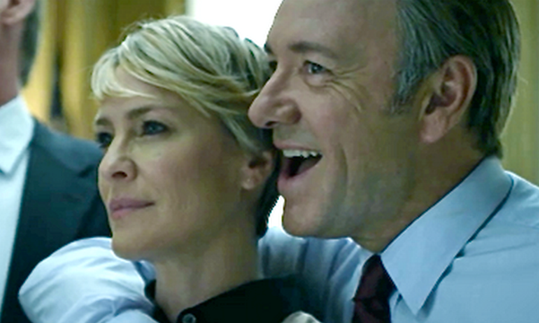 LoveweddingsNG Frank and Claire Underwood House of Cards