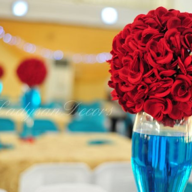LoveweddingsNG Nigerian Traditional Wedding Decor Ladysan Decor2