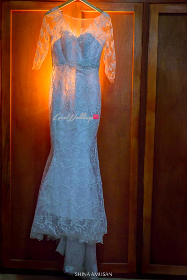 LoveweddingsNG Oluchi and Malechi White Wedding