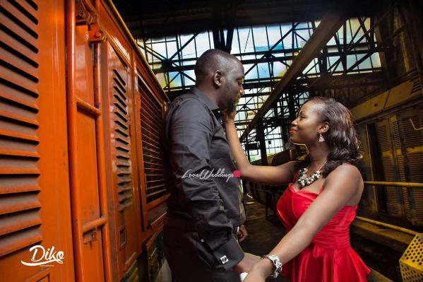 LoveweddingsNG Prewedding Tilewa and Ope Diko Photography