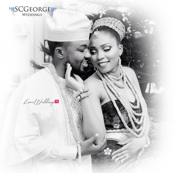 LoveweddingsNG Traditional Wedding Uyi and Joel1