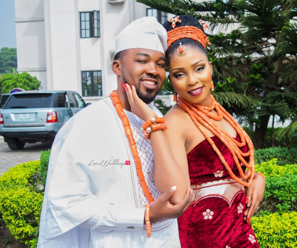 LoveweddingsNG Traditional Wedding Uyi and Joel56