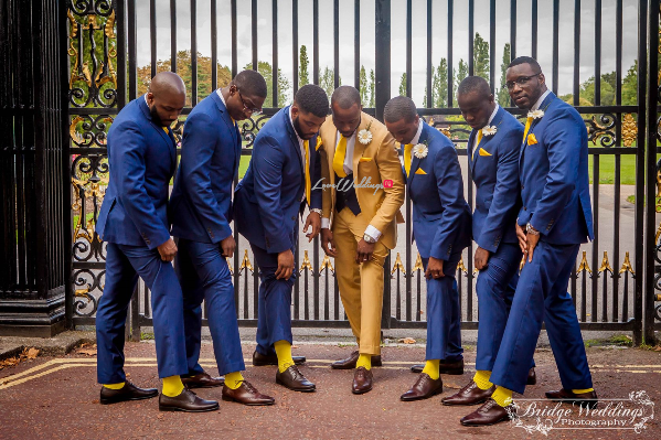 LoveweddingsNG White Wedding Deji and Hannah Bridge Weddings35