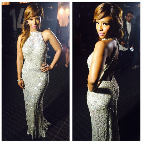 Metro FM Music Awards- Boity LoveweddingsNG