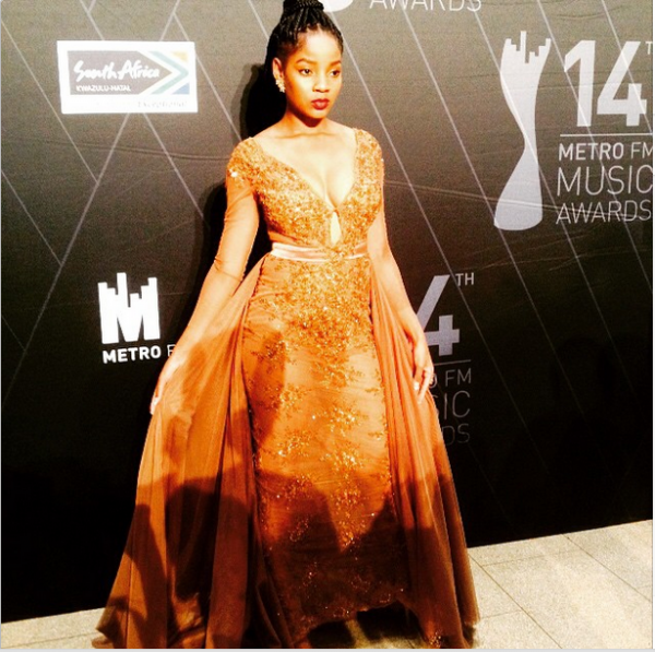 Metro FM Music Awards- Moneoa Moshesh-Sowazi LoveweddingsNG