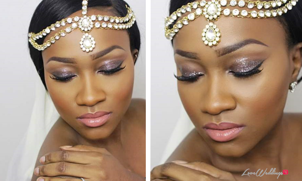 Nigerian Bridal Inspiration Faces by Edeo LoveweddingsNG feat