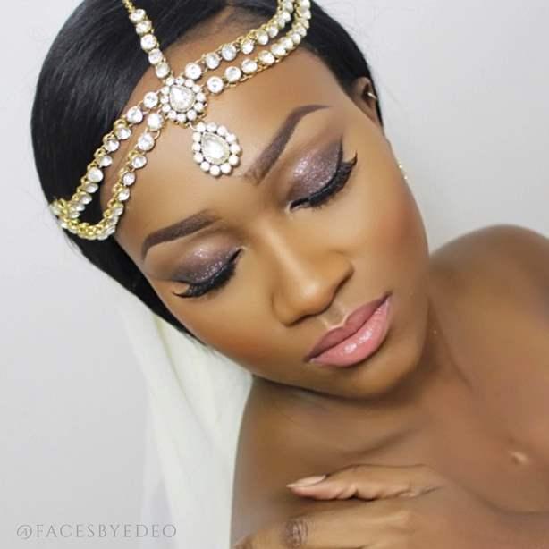 Nigerian Bridal Inspiration Faces by Edeo LoveweddingsNG1