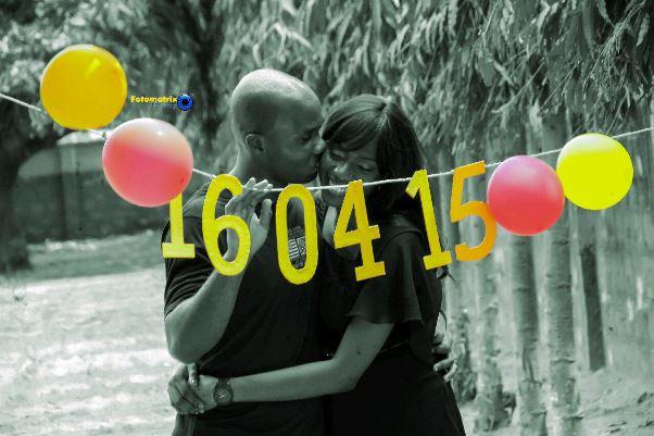 Nigerian Prewedding Save The Date LoveweddingsNG Bibo and Paul