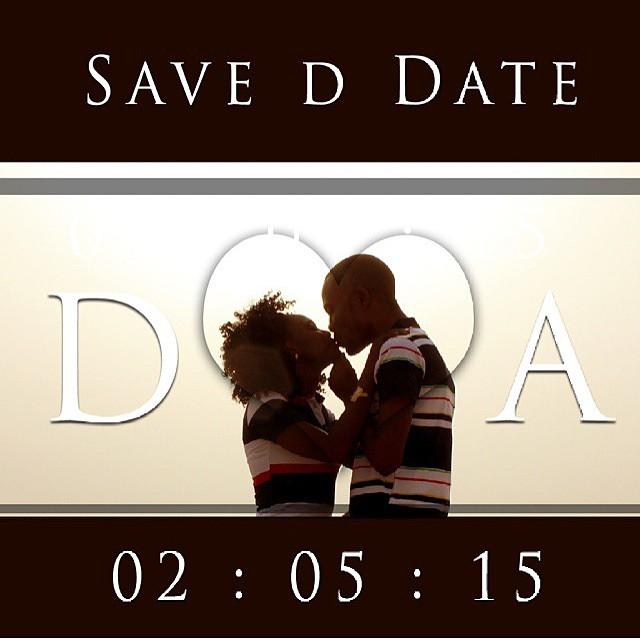 Nigerian Prewedding Save The Date LoveweddingsNG Debonair Photography