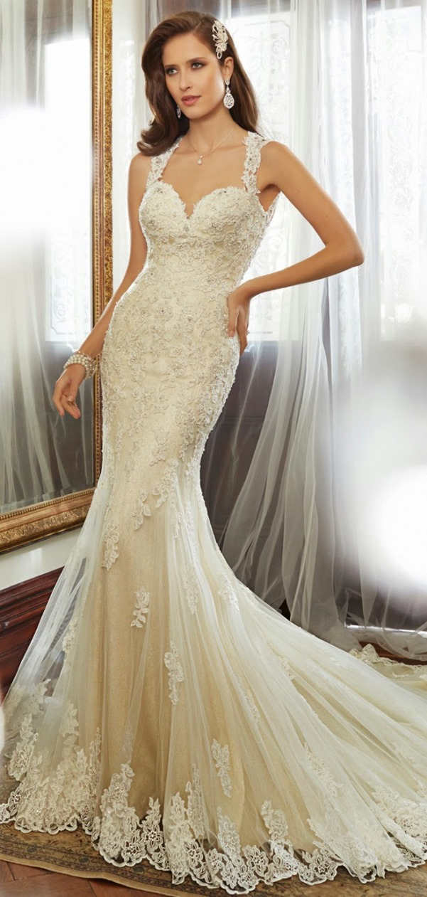 Sophia Tolli 2015 Bridal Collection - LoveweddingsNG11
