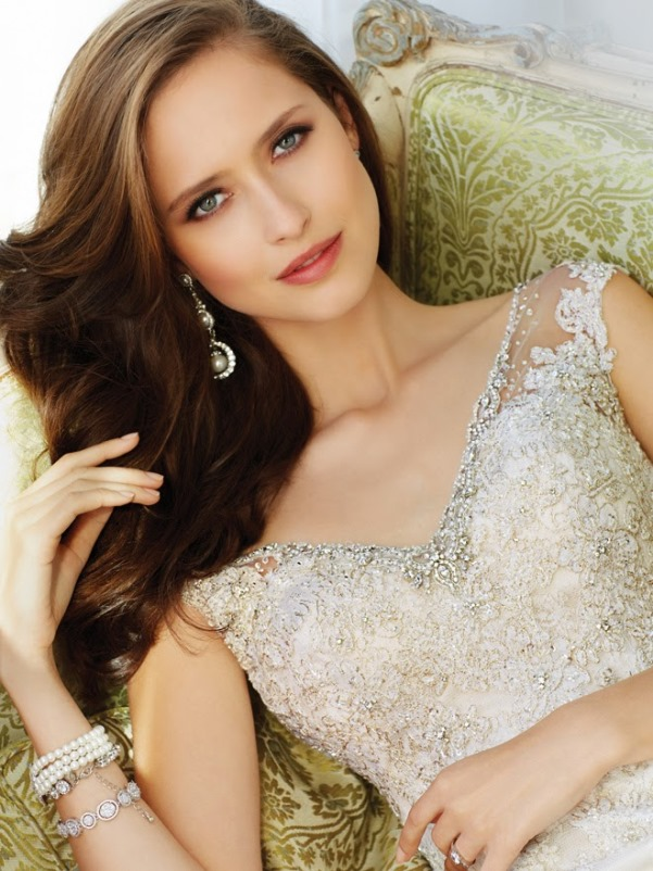 Sophia Tolli 2015 Bridal Collection - LoveweddingsNG14