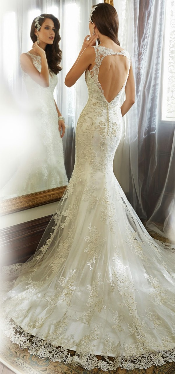 Sophia Tolli 2015 Bridal Collection - LoveweddingsNG18
