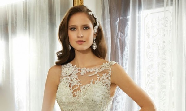 Sophia Tolli 2015 Bridal Collection - LoveweddingsNG19