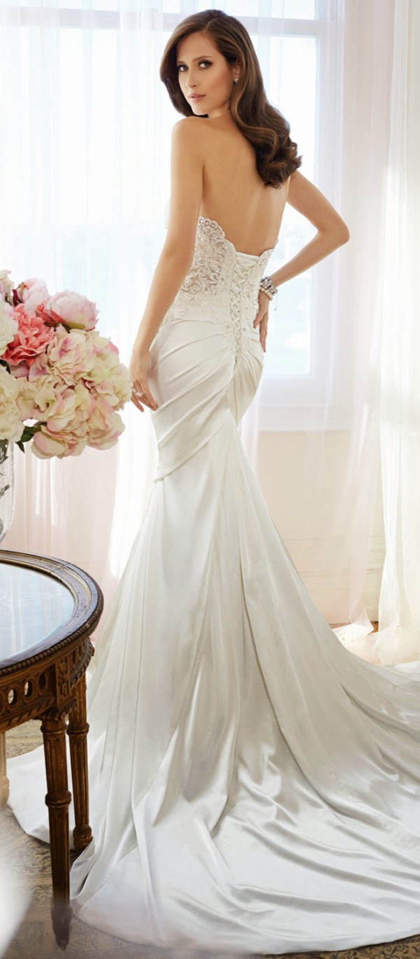 Sophia Tolli 2015 Bridal Collection - LoveweddingsNG20