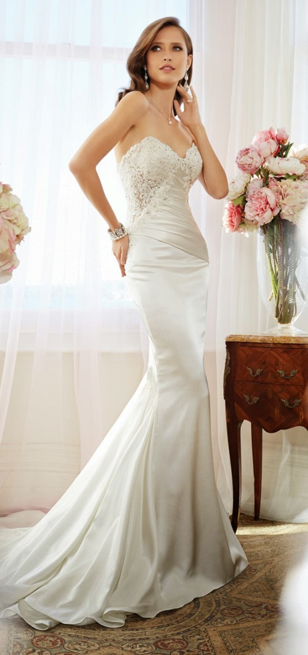 Sophia Tolli 2015 Bridal Collection - LoveweddingsNG21