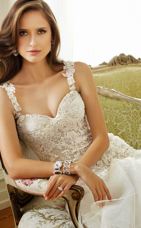 Sophia Tolli 2015 Bridal Collection - LoveweddingsNG25