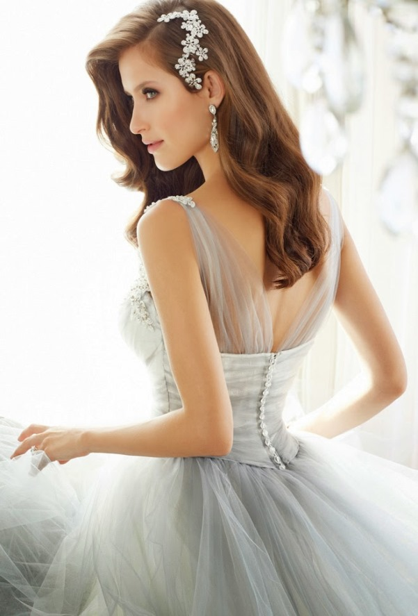 Sophia Tolli 2015 Bridal Collection - LoveweddingsNG3
