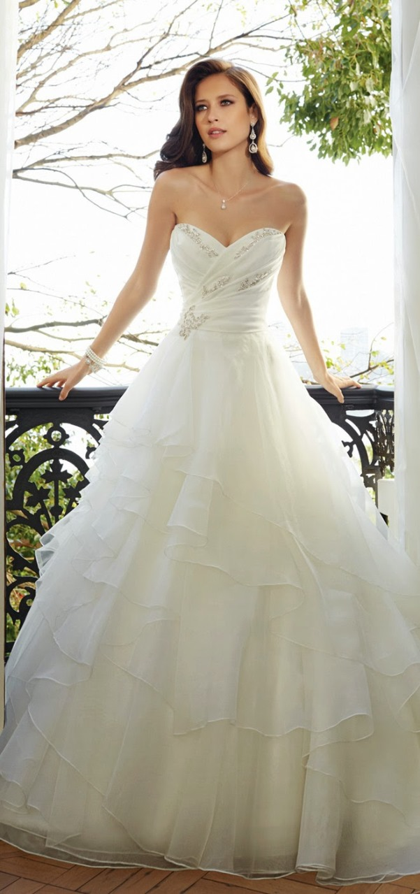 Sophia Tolli 2015 Bridal Collection - LoveweddingsNG37