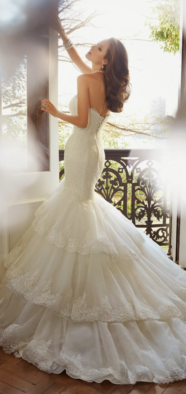 Sophia Tolli 2015 Bridal Collection - LoveweddingsNG40