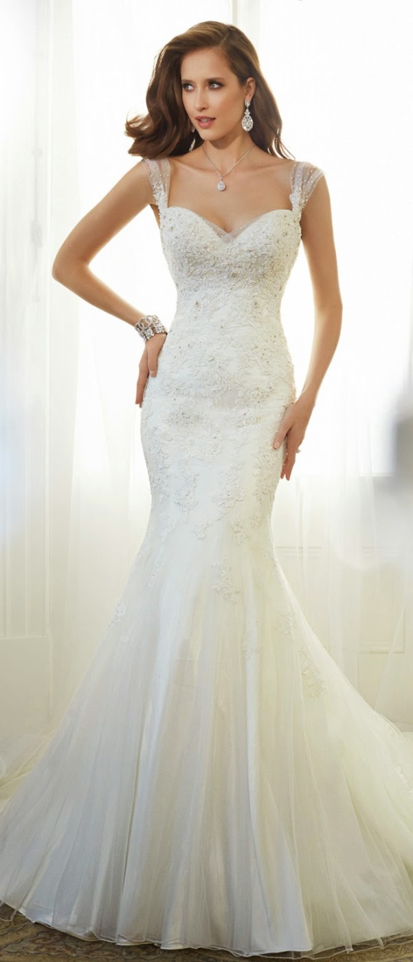 Sophia Tolli 2015 Bridal Collection - LoveweddingsNG45