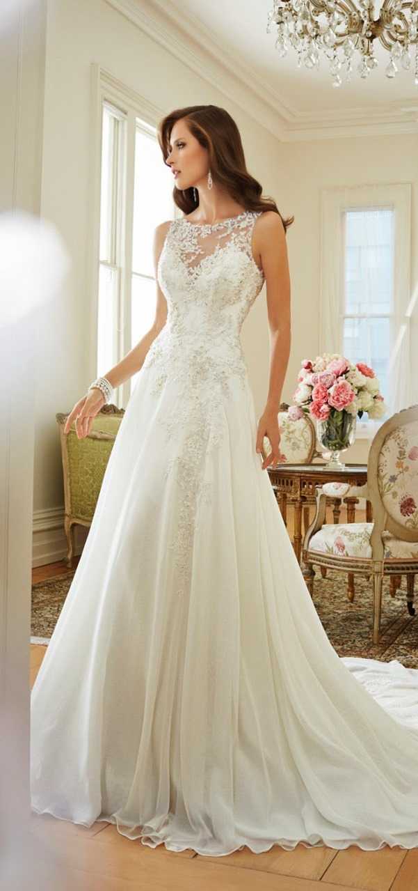 Sophia Tolli 2015 Bridal Collection - LoveweddingsNG47