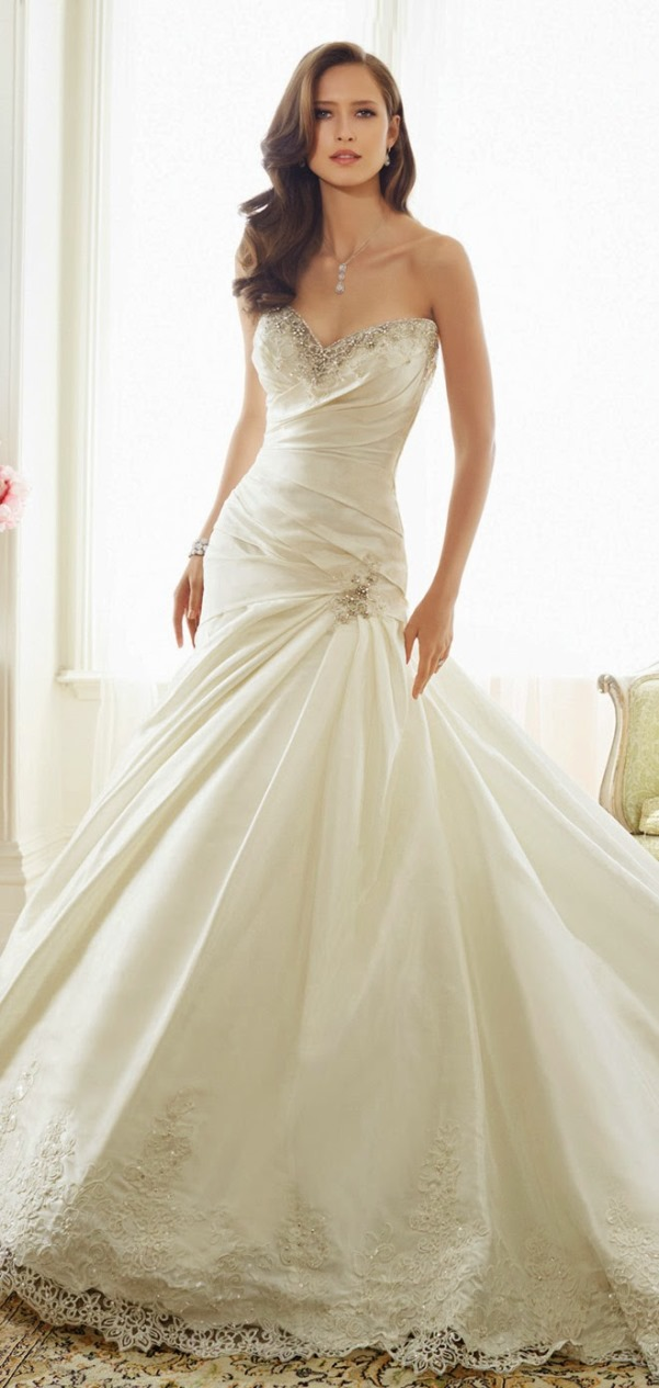 Sophia Tolli 2015 Bridal Collection - LoveweddingsNG49