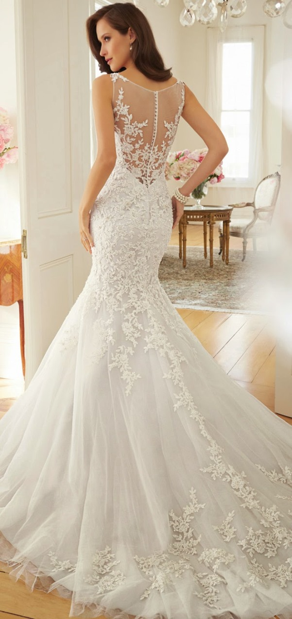 Sophia Tolli 2015 Bridal Collection - LoveweddingsNG50