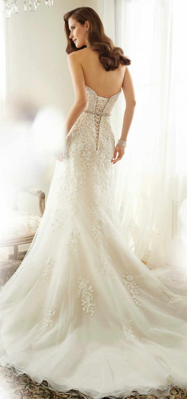 Sophia Tolli 2015 Bridal Collection - LoveweddingsNG55