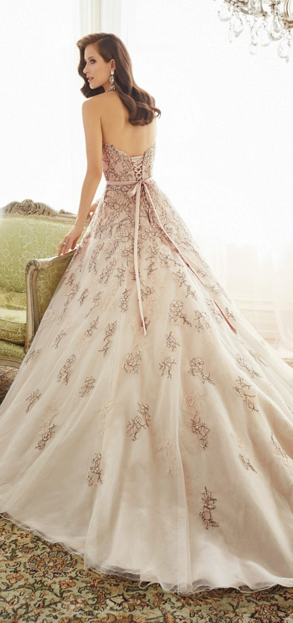Sophia Tolli 2015 Bridal Collection - LoveweddingsNG57