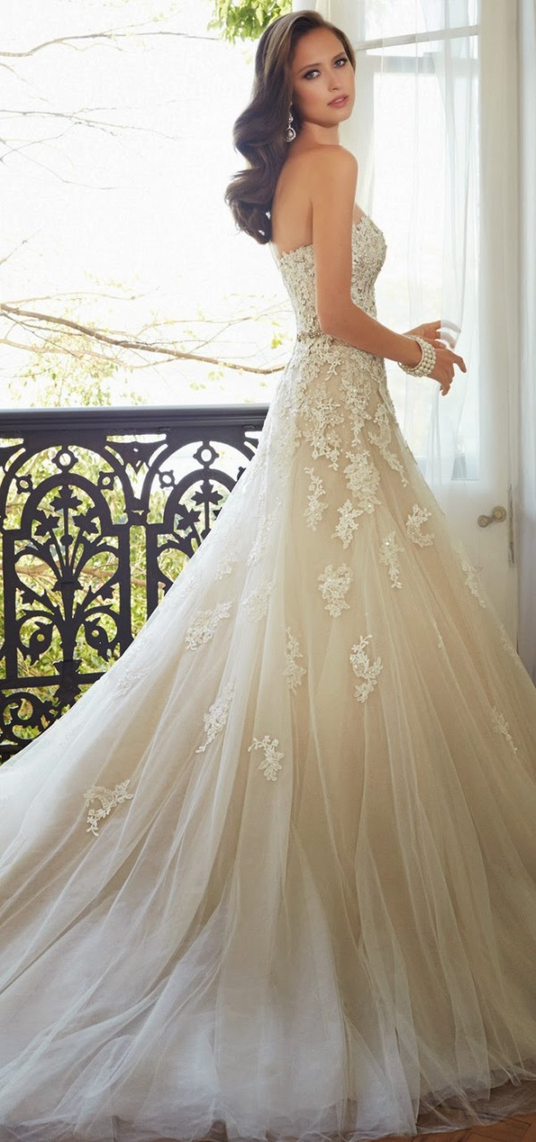 Sophia Tolli 2015 Bridal Collection - LoveweddingsNG6