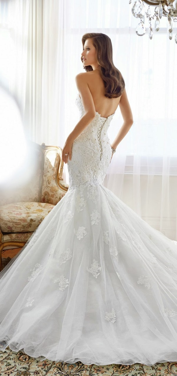 Sophia Tolli 2015 Bridal Collection - LoveweddingsNG8
