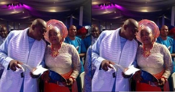 Stephen Keshis daughter - Ifeyinwa weds Emeke Enyihor LoveweddingsNG1