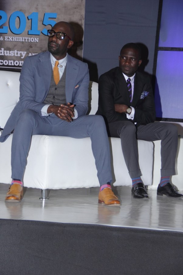 TWICE 2015 - Mai Atafo (Mai Atafo Inspired) & Adetayo Adeyeye (Taryor Gabriels)