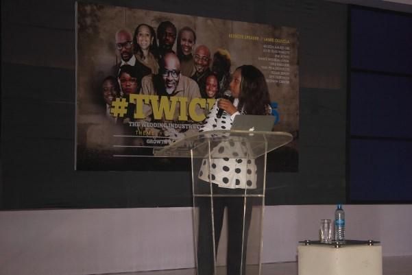 The Wedding Industry Conference Exhibition - TWICE 2015 LoveweddingsNG Ayiri Oladunmoye