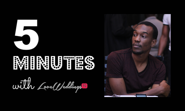 5 Minutes With … Tolu | Tolu Sholanke Productions