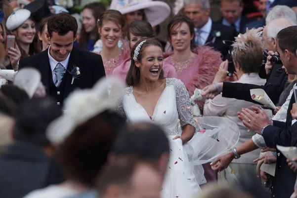 Andy Murray and Kim Sears LoveweddingsNG18