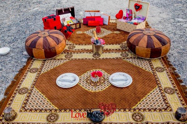 Arabian Night Proposal Styled-Shoot by LoveBugs LoveweddingsNG1