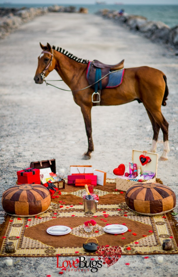 Arabian Night Proposal Styled-Shoot by LoveBugs LoveweddingsNG14