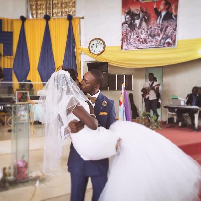 Aramide Pelumi Wedding Pictures LoveweddingsNG4