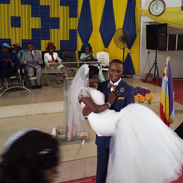 Aramide Pelumi Wedding Pictures LoveweddingsNG5