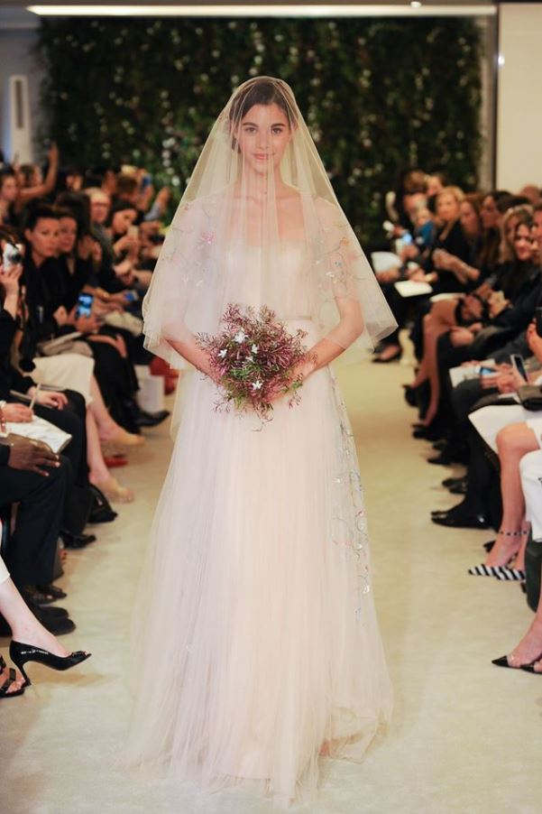 Carolina Herrera Spring 2016 Bridal Collection LoveweddingsNG