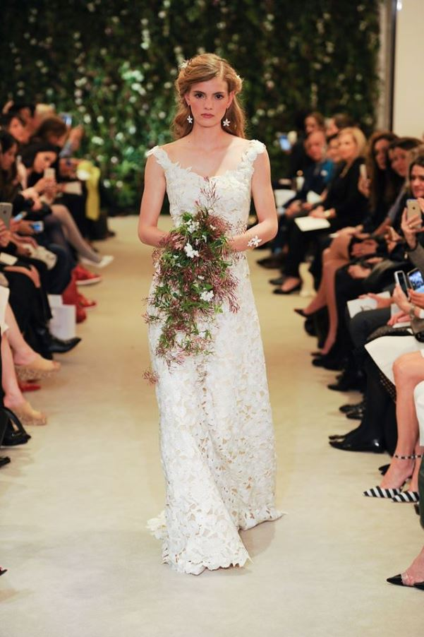 Carolina Herrera Spring 2016 Bridal Collection LoveweddingsNG1