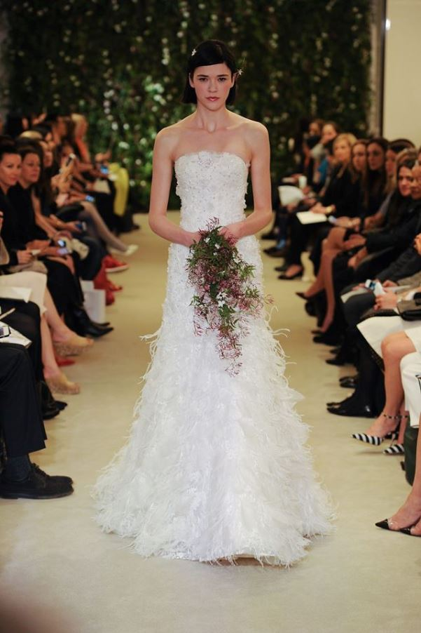 Carolina Herrera Spring 2016 Bridal Collection LoveweddingsNG10