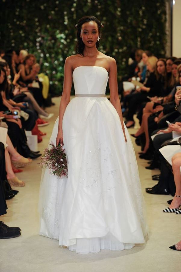 Carolina Herrera Spring 2016 Bridal Collection LoveweddingsNG11