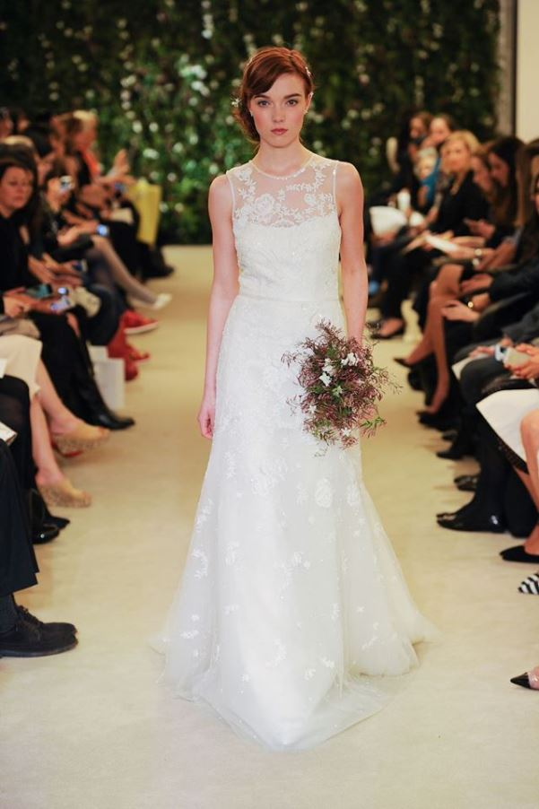 Carolina Herrera Spring 2016 Bridal Collection LoveweddingsNG14