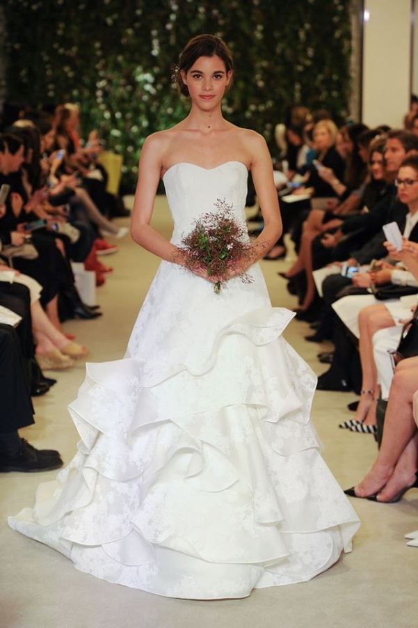 Carolina Herrera Spring 2016 Bridal Collection LoveweddingsNG17