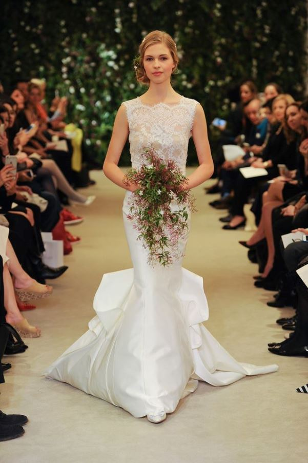 Carolina Herrera Spring 2016 Bridal Collection LoveweddingsNG2