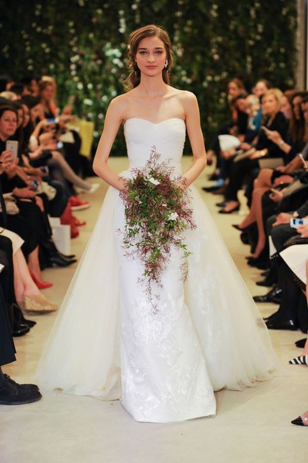 Carolina Herrera Spring 2016 Bridal Collection LoveweddingsNG20